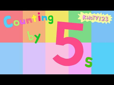 Counting By 5s Mp3