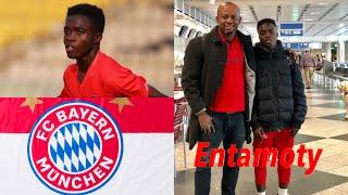 Breaking - Kotoko's 16 Year Matthew Cudjoe in Germany For Bayern Munich