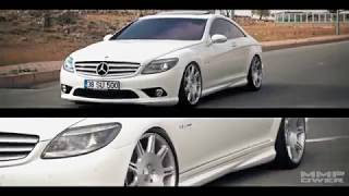 MMPower Mercedes-Benz CL500 AMG White Project | VOSSEN Wheels  Video