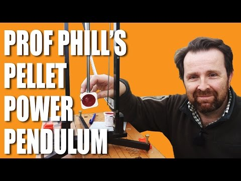 Professor Phill's Pellet Power Pendulum