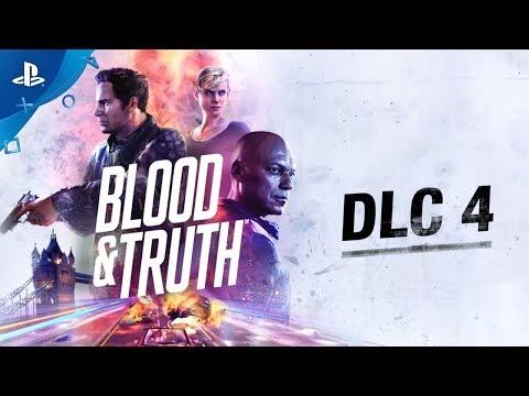 Blood & Truth : Bande-annonce du DLC 4