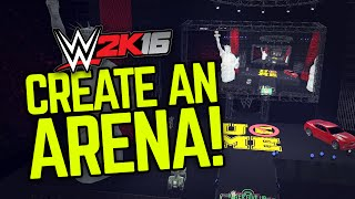 wwe-2k16-create-an-arena-gameplay-and-features-video