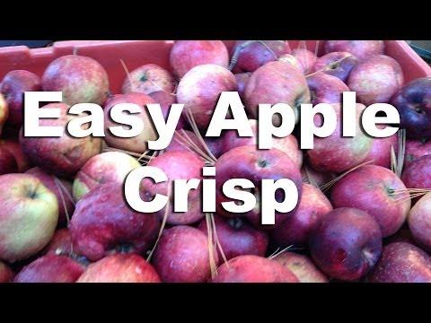 Apple Crisp Recipe - GardenFork #12