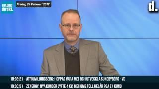 Trading Direkt 2017-02-24
