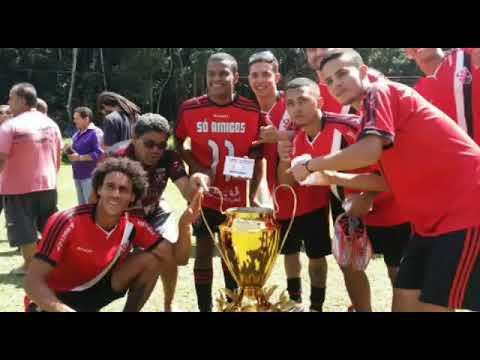 Só Amigos Futebol Clube Campeão da Copa Seu Izalto 2018