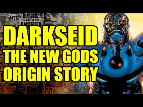 Darkseid & The New Gods Explained
