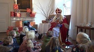 Sinterklaas in Het Witte Kasteel - Snoeppiet