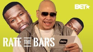 Fat Joe Rates Former Rivals Jay-Z And 50 Cent | Rate The Bars