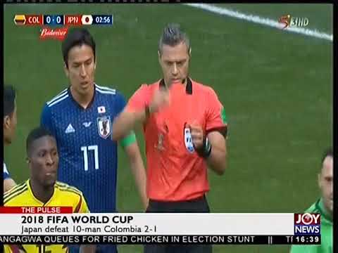 2018 FIFA World Cup - The Pulse Sports on JoyNews (19-6-18)