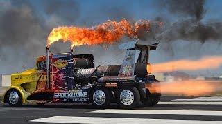 Реактивный грузовик ShockWave 36 000 л.с.