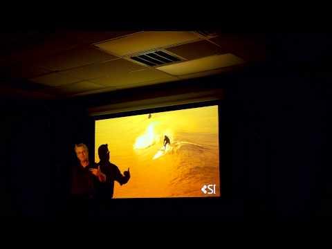 Screen Innovations: Dark Room Demo
