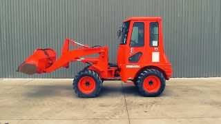 preview picture of video 'Circle Auctions / Yanmar 4 - 3 Loader'