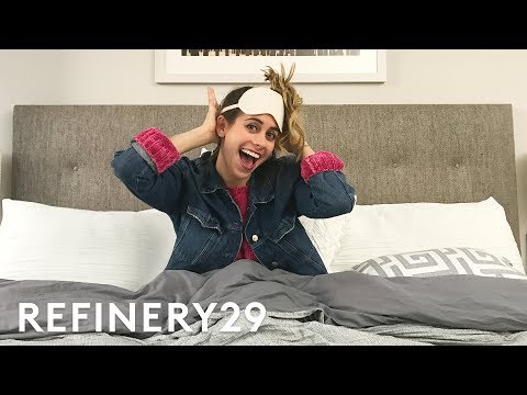 Exclusive Look At Lucie Fink's Morning Routine | Lucie Fink Vlogs | Refinery29
