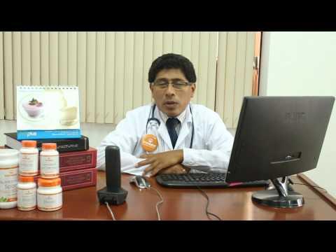 En el análisis de las células blancas de la sangre de la glándula prostática
