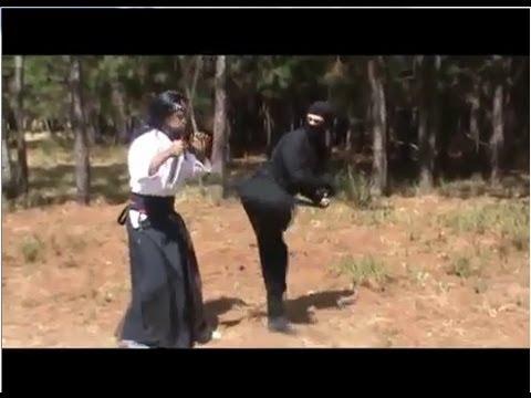 Ninja VS Samurai - Trận đấu kiếm căng thẳng nhất mà mình từng xem