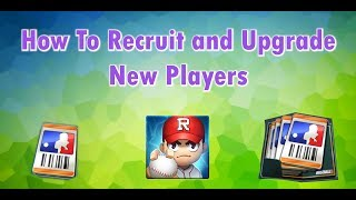 Baseball 9 Tips: How To Recruit and Upgrade New Players
