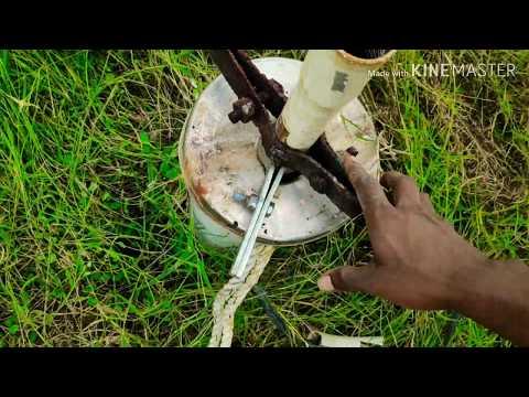 Borewell motor testing// Borewell motor fitting