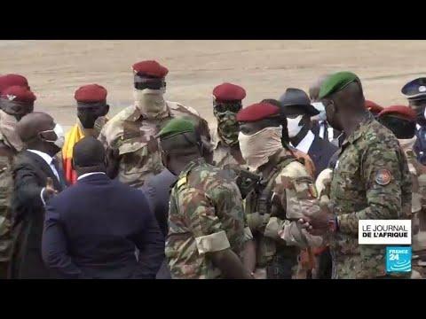 Putsch en Guinée : La CEDEAO impose des sanctions à la junte • FRANCE 24