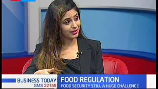 FOOD REGULATION: Food security still a huge challenge in Kenya.