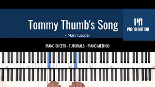Tommy Thumb's Song