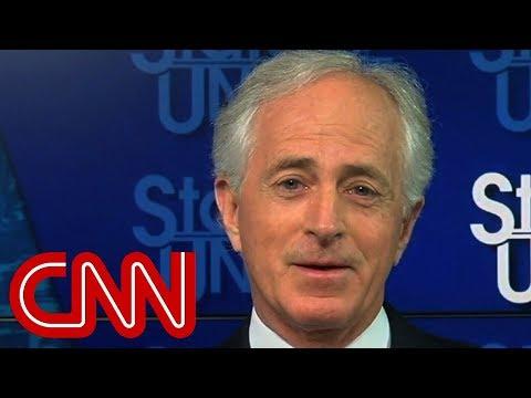Corker: North Korea pulled good PR move