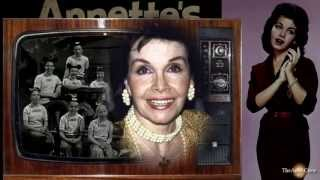 Annette Funicello (Legendary Actress, Singer, Dancer) In Loving Memory