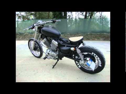 Virago Xv 1000 Bobber Videos Custom Bikecom