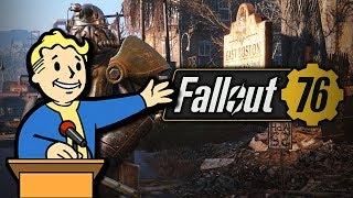 Fallout 76: rispondiamo alle vostre domande!