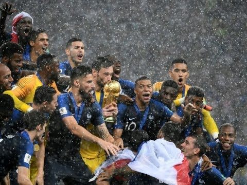 Grands moments du sport français en 2018