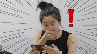 """เมื่อ """"จียอน"""" ดู MV """"สมดั่งใจ"""""""