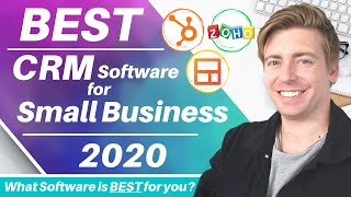 BEST CRM Software for Small Business | TOP 3 FREE Customer Relationship Management Software