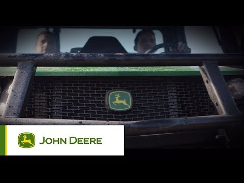 John Deere gator TX - film på YouTube