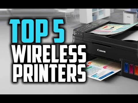 Best Wireless Printers in 2018 – Which Is The Best Wireless Printer?