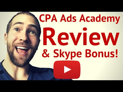 CPA Ads Academy Review