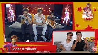 Soner Kızılbent, Furkan'ın Takımı – Max YouTube Star İkinci Videosu