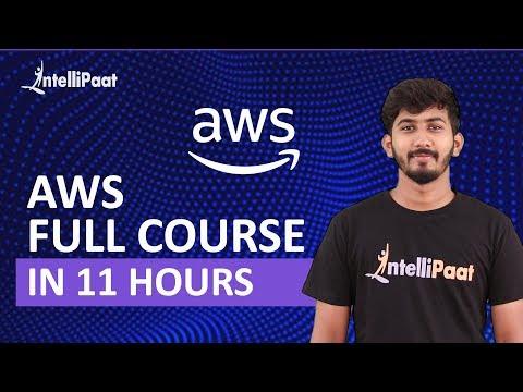 AWS Tutorial | AWS Course - Learn AWS In 11 Hours | AWS Training