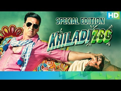 Khiladi 786 Movie | Special Edition on 7th Anniversary | Akshay Kumar, Asin & Mithun Chakraborty
