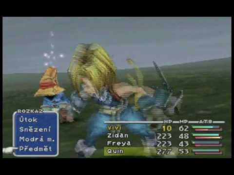 Let's play Final Fantasy IX : Part 10