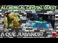 Alchemical Crystal Quest subt English a Qu Jugamos