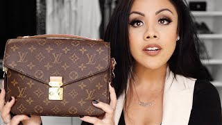 Louis Vuitton Pochette Metis UPDATED REVIEW + Whats In My Bag | Francesca Fox