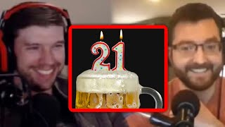 Changing the Drinking Age & Weed Laws | PKA
