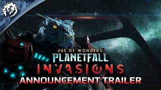 Age of Wonders: Planetfall Season Pass Youtube Video
