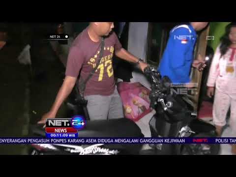 Polisi Buru Pelaku Curanmor di Kawasan Tangerang - NET 24