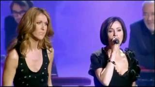 Celine Dion, Tina Arena - Medley: I want to know what love is/Like a prayer 2008