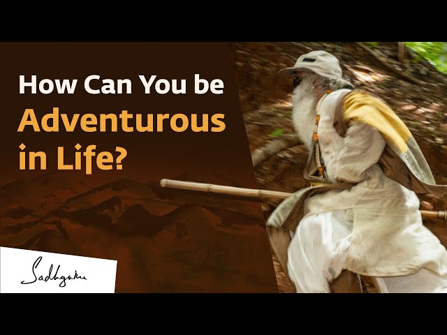 With Sadhguru in Challenging Times - 20 Sep, 6 pm IST
