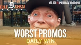 Baseball stadium promotions worse than the life-size Max Scherzer bobble head - The Daily Win thumbnail