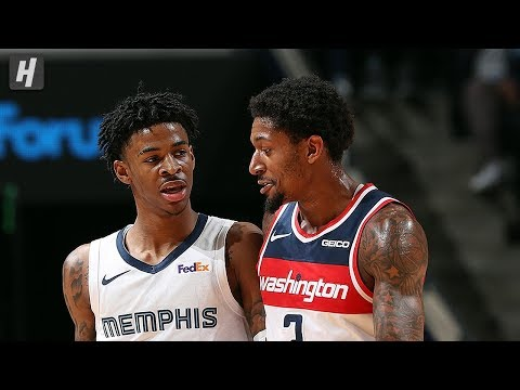 Washington Wizards vs Memphis Grizzlies - Full  Highlights | December 14, 2019 | 2019-20 NBA Season