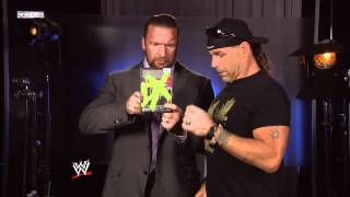 """Triple H stars in """"Inside Out,"""" in stores now on DVD and Blu-Ray!"""