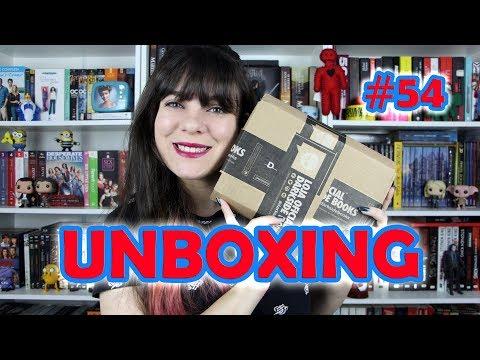 Unboxing DarkSide Books #54
