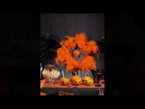 Ricette Halloween Arancione